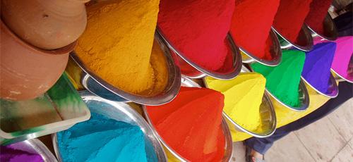 آی تی پورت -روانشناسی رنگ ها در طراحی وب