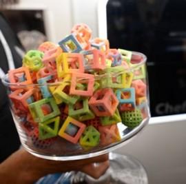 پرینتر سه بعدی مواد غذایی