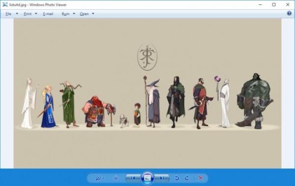 Windows Photo Viewer را به ویندوز 10 بازگردانید