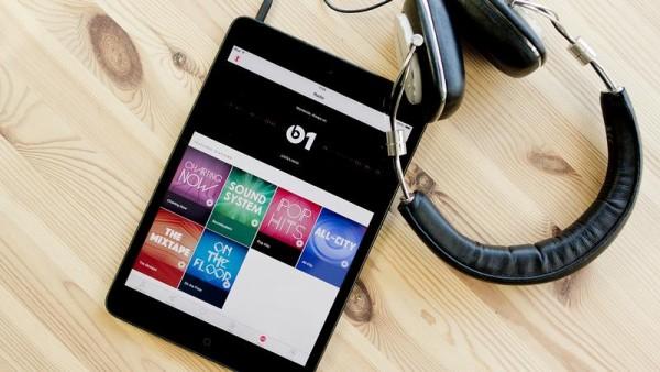 اپل موزیک در آیپد