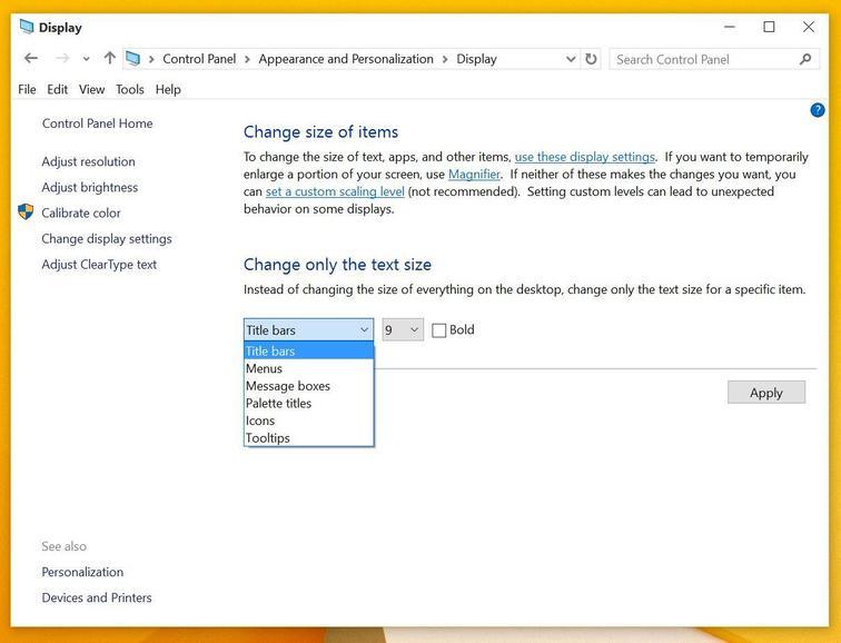 چطور یک فونت را در ویندوز نصب کنید