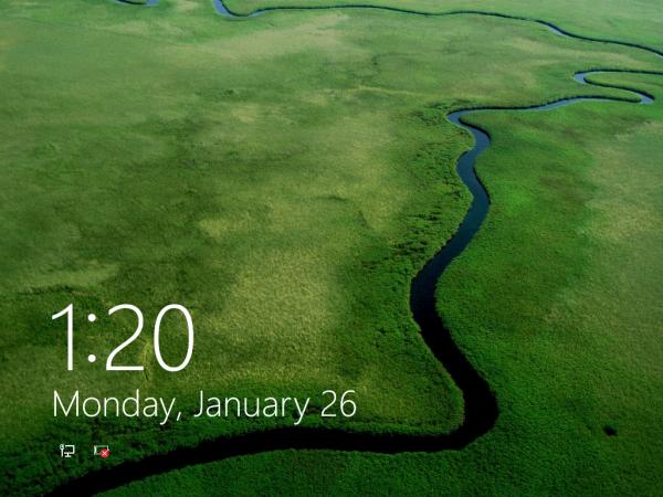 چگونه لاک اسکرین را در ویندوز 10 غیرفعال کنیم؟