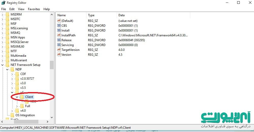 مشکلات نصب و فعالسازی آنلاین و آفلاین NET FrameWork در ویندوز هشت