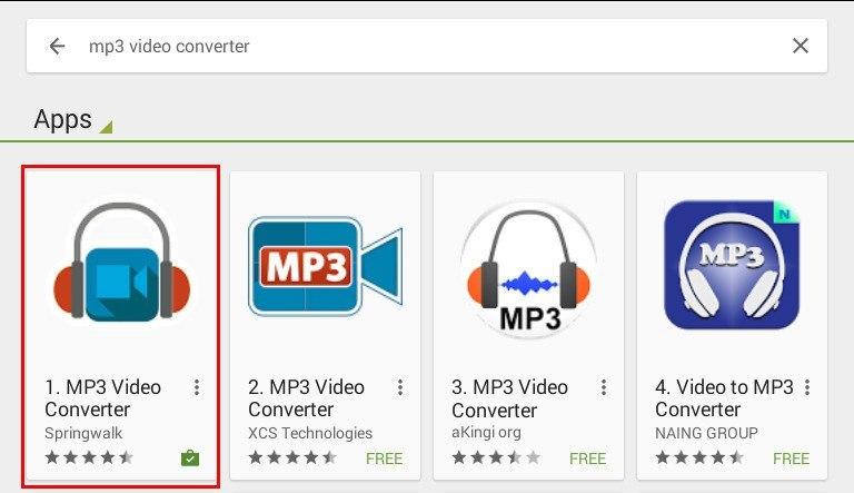 نرم افزار mp3 converter