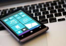 انتقال فایل بین مک و یندوز فون