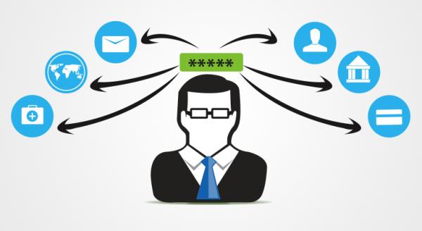سرویس مدیریت کننده گذرواژه