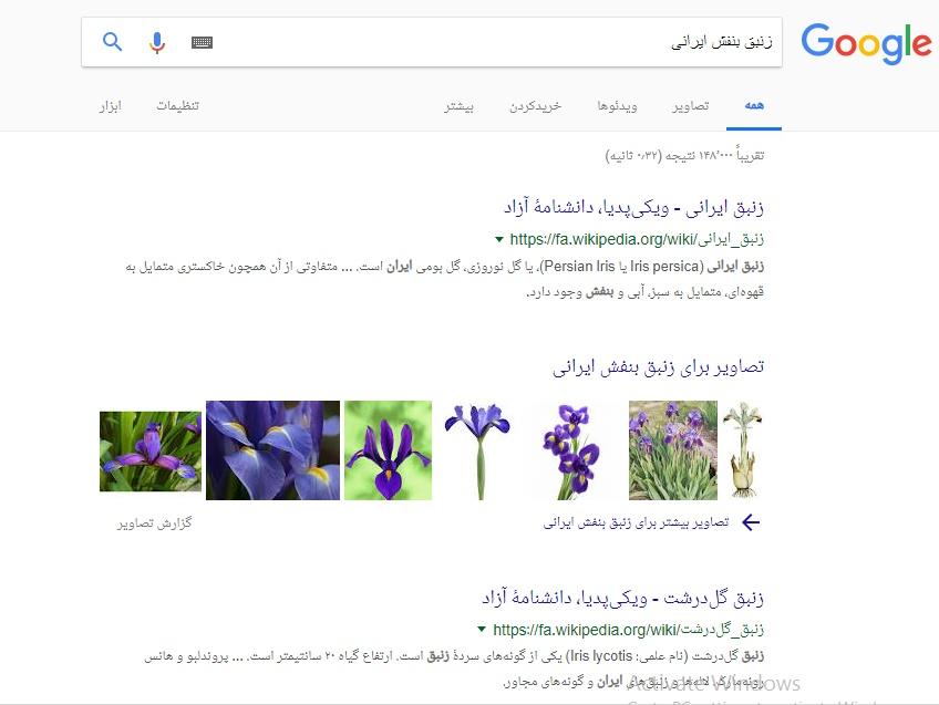 آموزش جستجو در گوگل