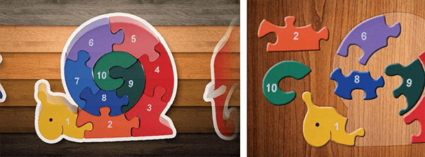 Smart Kids Puzzles