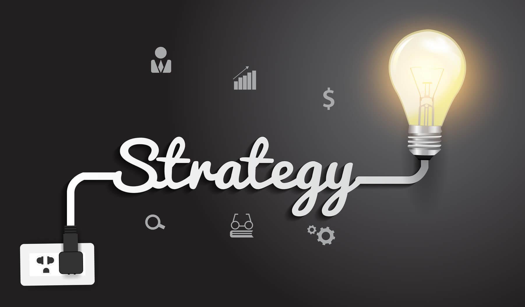 تنظیم استراتژی محتوا